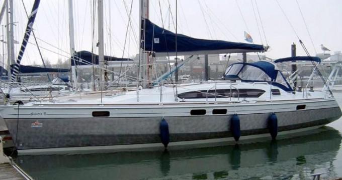 Location yacht à Pointe-à-Pitre - Alubat Ovni 395 sur SamBoat