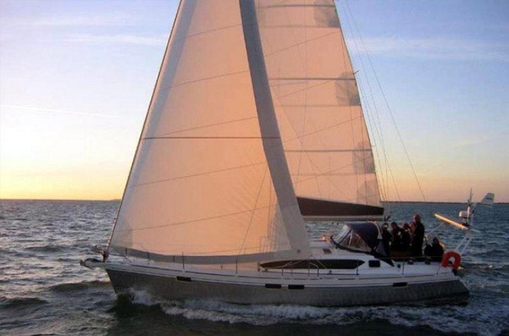 Yacht-Charter in Pointe-à-Pitre - Alubat Ovni 395 auf SamBoat
