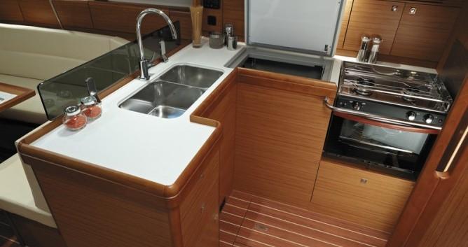 Segelboot mieten in Le Marin - Jeanneau Sun Odyssey 42 DS