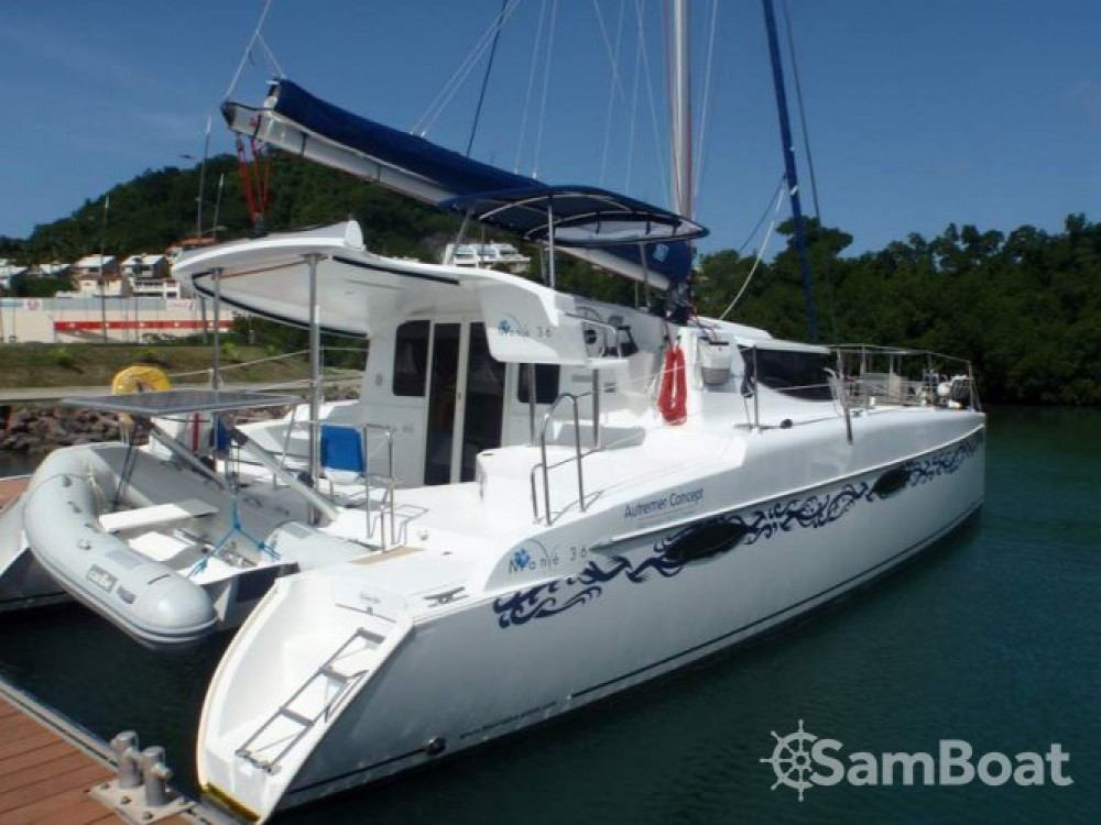 Jachthuur in Le Marin - Fountaine Pajot Mahe 36 Evolution via SamBoat
