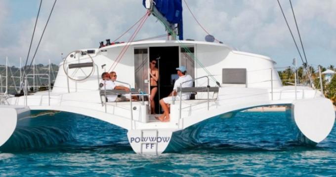 Location bateau Neel Neel 45 à Pointe-à-Pitre sur Samboat