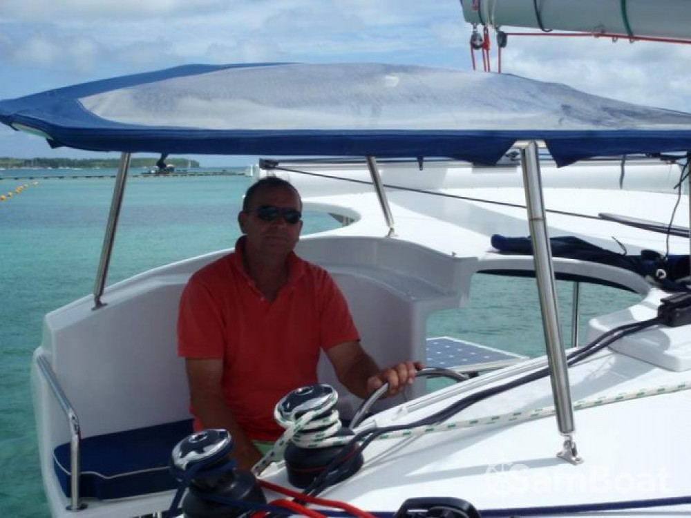 Location yacht à Martinique - Fountaine Pajot Mahe 36 Evolution sur SamBoat