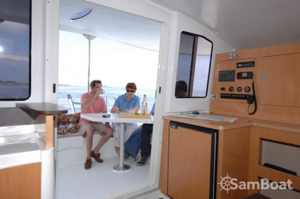 Alquiler de yate Le Marin - Fountaine Pajot Mahe 36 Evolution en SamBoat