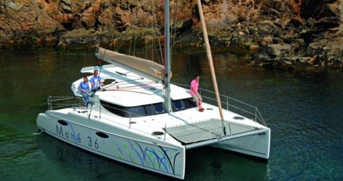 Noleggio barche Fountaine Pajot Mahe 36 Evolution Le Marin su Samboat