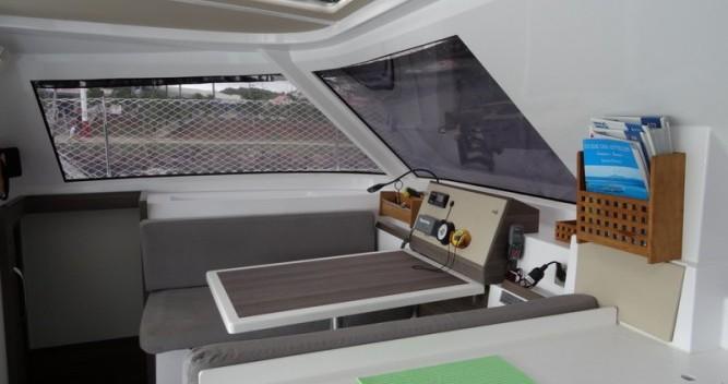 Location yacht à Martinique - Nautitech Open 40 sur SamBoat