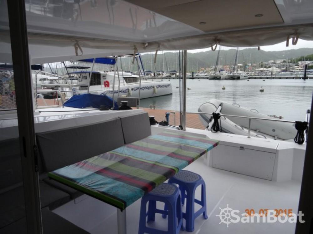 Location bateau Nautitech Open 40 à Martinique sur Samboat