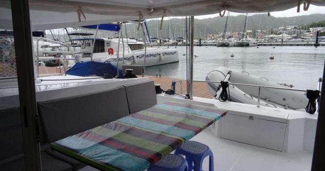 Location yacht à Le Marin - Nautitech Open 40 sur SamBoat