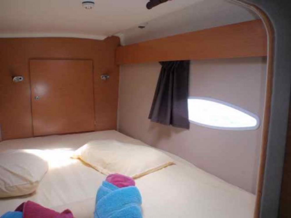 Alquiler Catamarán en Le Marin - Fountaine Pajot Lipari 41