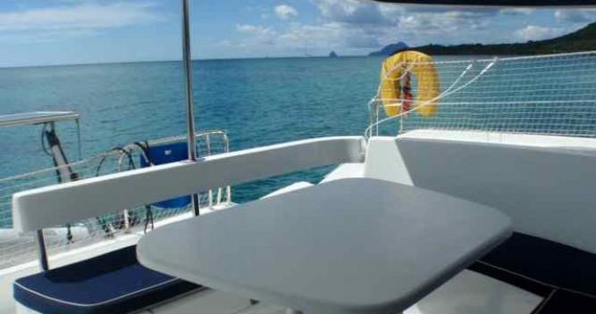 Location yacht à Le Marin - Fountaine Pajot Lipari 41 sur SamBoat