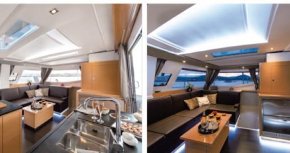 Location yacht à Le Marin - Helia 44 sur SamBoat