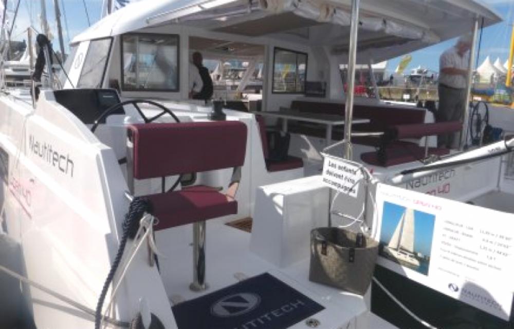 Louer Catamaran avec ou sans skipper Nautitech à Martinique