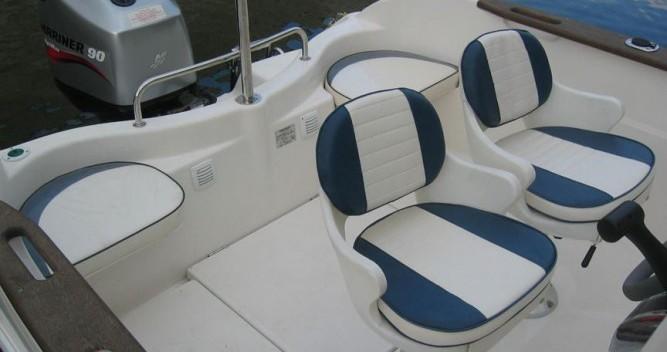 Location yacht à La Rochelle - Quicksilver Quicksilver 535 Open sur SamBoat