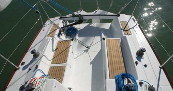 Location bateau La Rochelle pas cher First 27.7