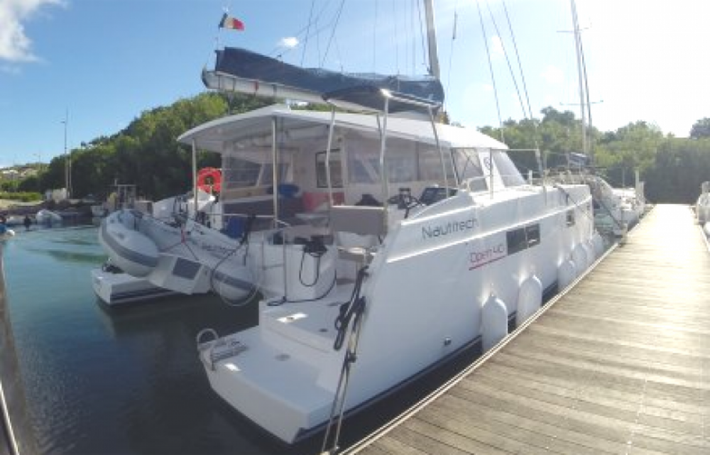 Location bateau Martinique pas cher Open 40