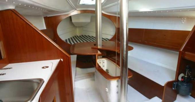 Location yacht à La Rochelle - Bénéteau First 27.7 sur SamBoat
