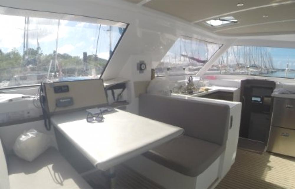 Location Catamaran à Martinique - Nautitech Open 40