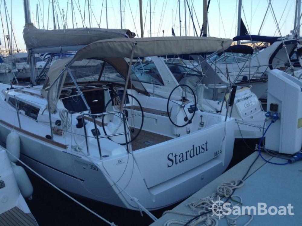 Location bateau Marseille pas cher Dufour 350