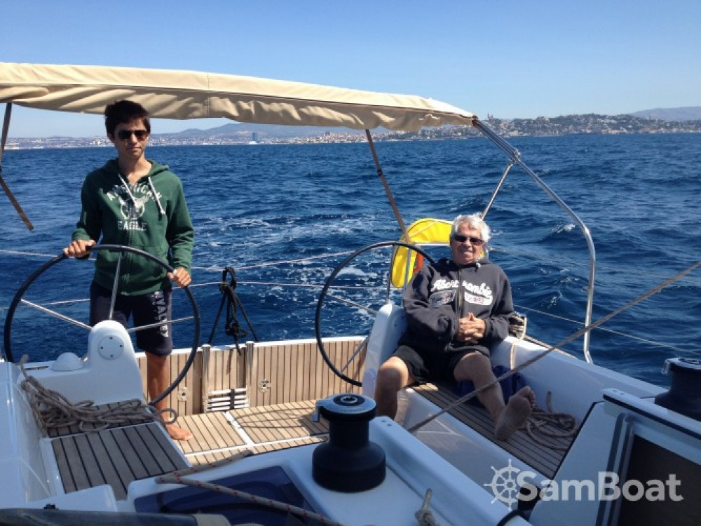 Huur Zeilboot met of zonder schipper Dufour in Marseille