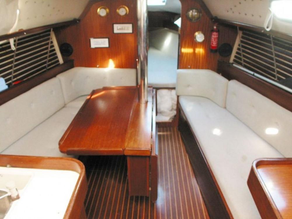 Boat rental Flamanville cheap Gib Sea 92