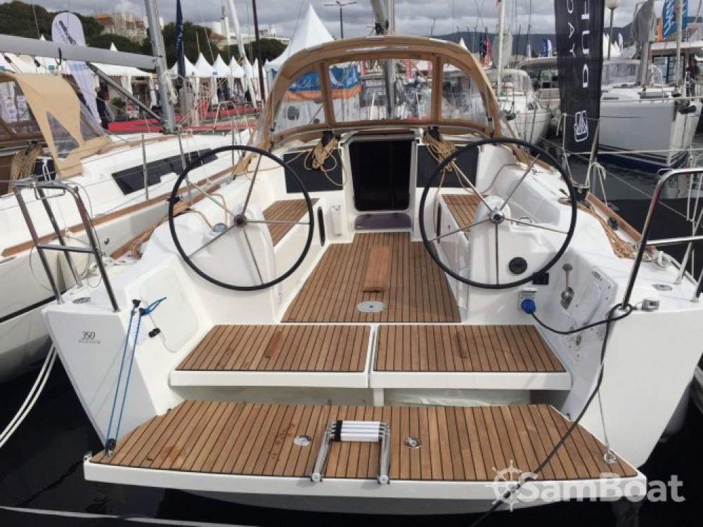 Bootverhuur Marseille goedkoop Dufour 350