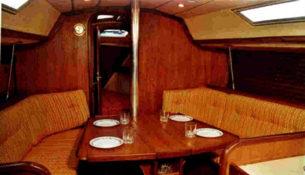 noleggio Barca a vela Flamanville - Bénéteau First 345