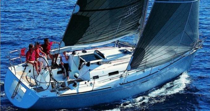 Location bateau Bénéteau First 36.7 à Diélette sur Samboat
