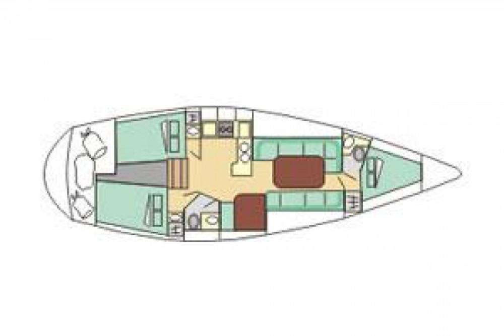 Location yacht à Tréauville - Gibert Marine Gib Sea 116 sur SamBoat