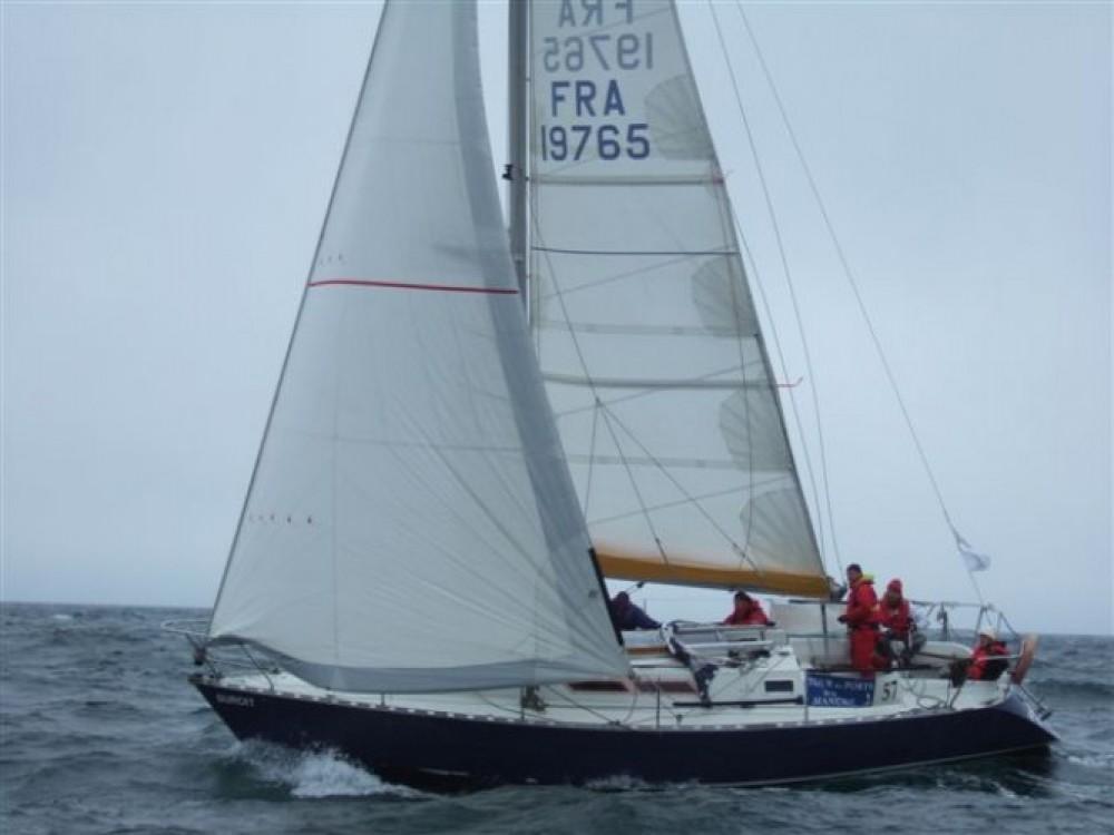 Bootsverleih Bénéteau First 345 Flamanville Samboat