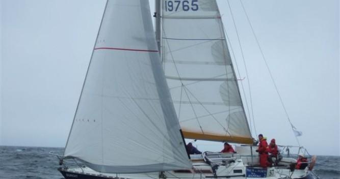 Barca a vela a noleggio Flamanville al miglior prezzo