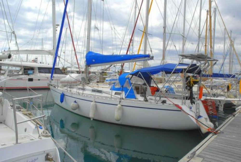 Rental Sailboat in Flamanville - Gibert Marine Gib Sea 114