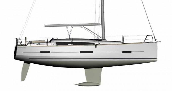 Rental Sailboat in Flamanville - Dufour Dufour 410