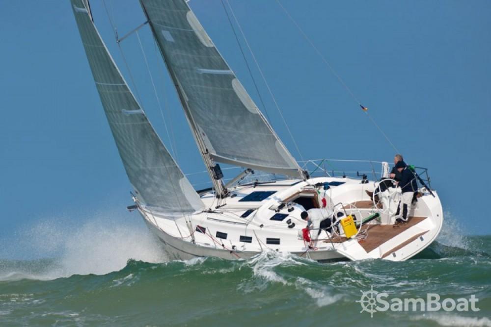 Location yacht à Tréauville - Bavaria Sport 40 sur SamBoat
