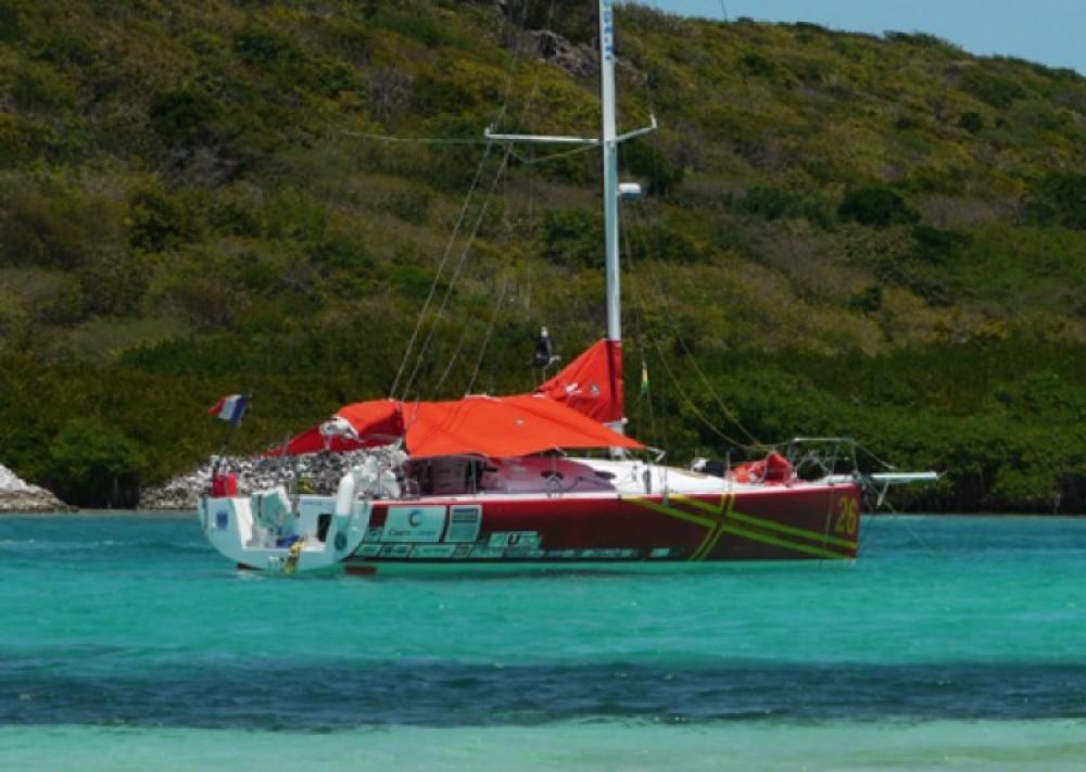 Segelboot mit oder ohne Skipper Jumbo mieten in Flamanville