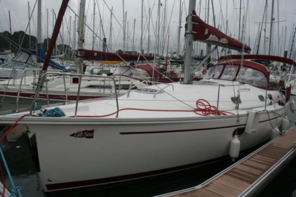 Location bateau Tréauville pas cher Gib Sea 116