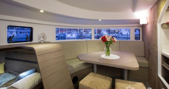 Catamaran for rent Flamanville at the best price