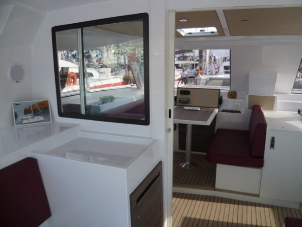 Yacht-Charter in Le Marin - Nautitech Nautitech Open 40 auf SamBoat