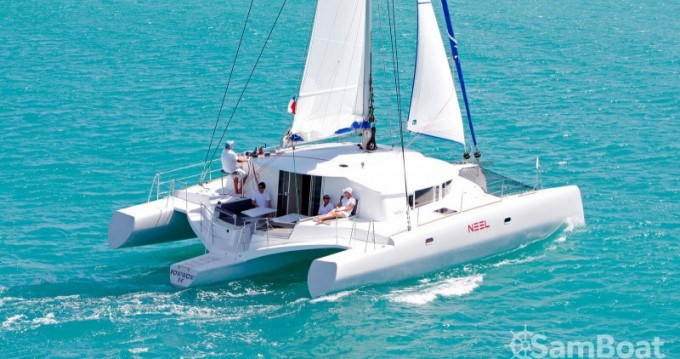 Hire Catamaran with or without skipper Neel Flamanville