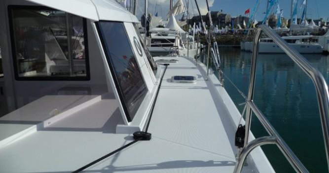 Location bateau Nautitech Nautitech Open 40 à Le Marin sur Samboat