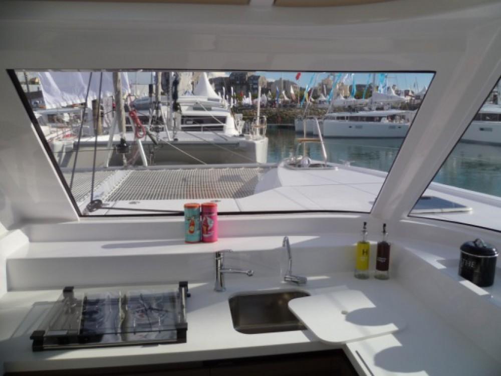 Rental yacht Le Marin - Nautitech Nautitech Open 40 on SamBoat