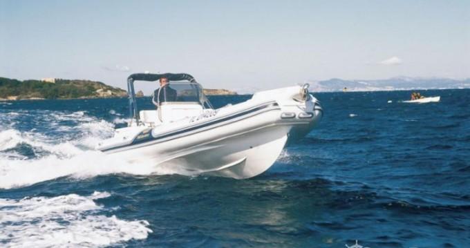 Schlauchboot mieten in Saint-Florent - Motonautica Vesuviana MV 780 Comfort