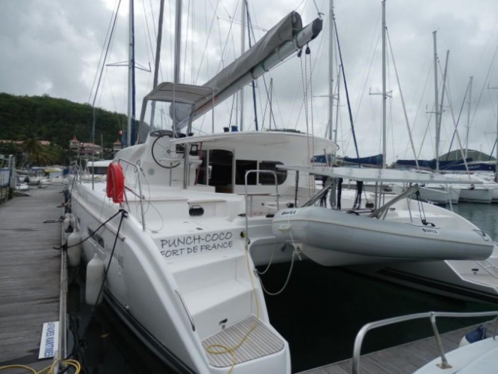 Location bateau Nautitech Nautitech 441 à Martinique sur Samboat