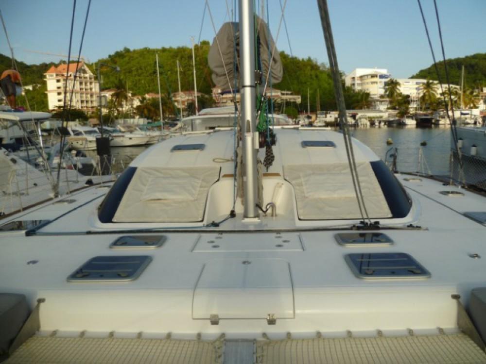 Bootsverleih Nautitech Nautitech 482 Le Marin Samboat