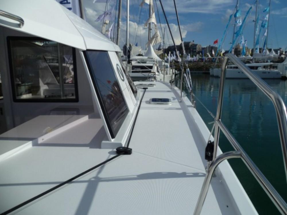 Location bateau Martinique pas cher Nautitech Open 40