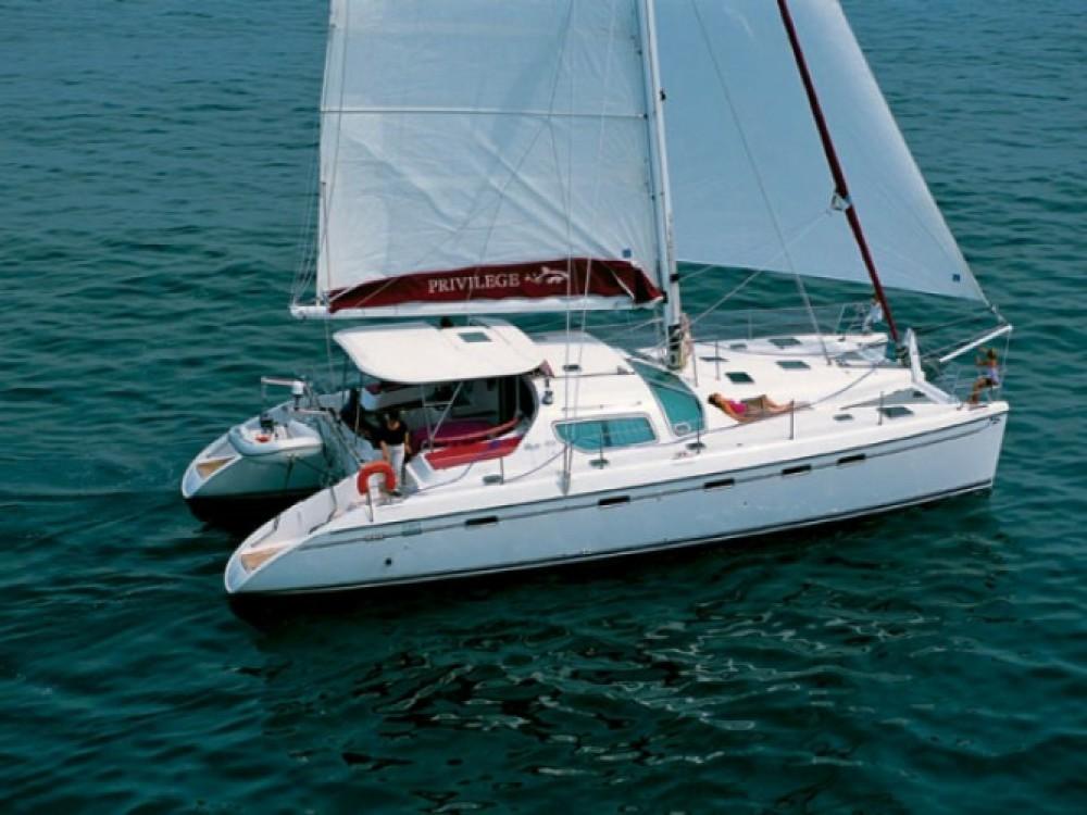 Alquiler Catamarán en Le Marin - Alliaura Marine Privilege 495