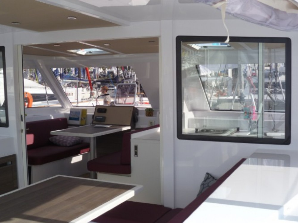 Location yacht à Martinique - Nautitech Nautitech Open 40 sur SamBoat