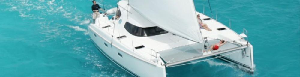 Alquiler de Catamarán, con o sin patrón Nautitech Le Marin
