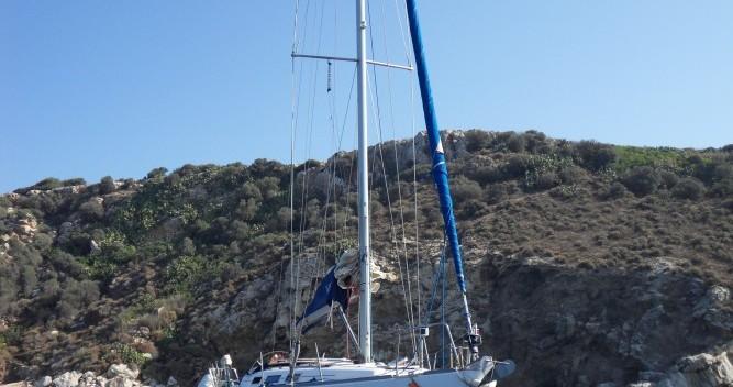 Segelboot mieten in Canet-en-Roussillon - Dufour Dufour 40 Performance