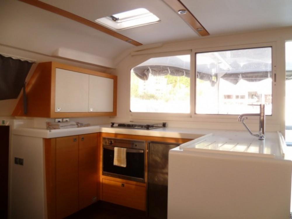 Bootsverleih Nautitech Nautitech 482 Martinique Samboat