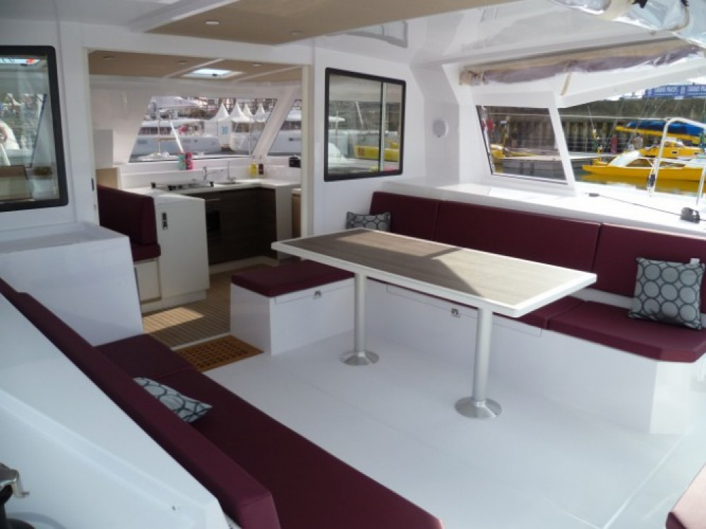 Location Catamaran à Martinique - Nautitech Nautitech Open 40