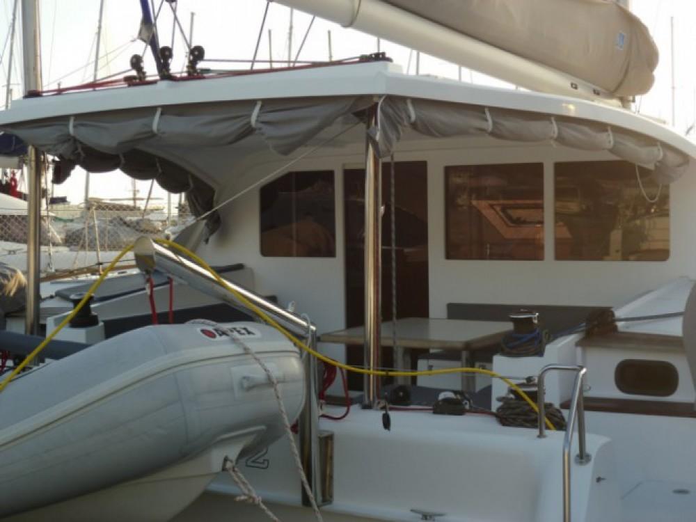 Location Catamaran à Martinique - Nautitech Nautitech 482
